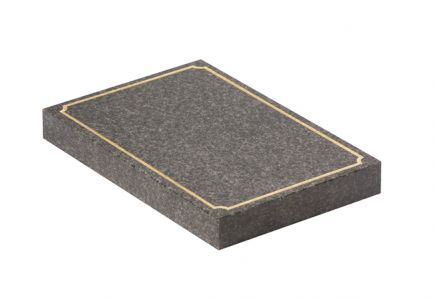 Dark Grey Granite Tablet