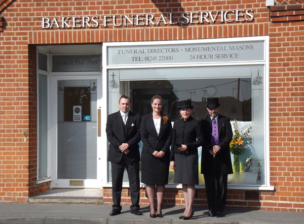 Bakers Funeral Services Team