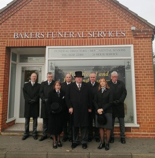 A.G. Smith Funeral Directors Maldon